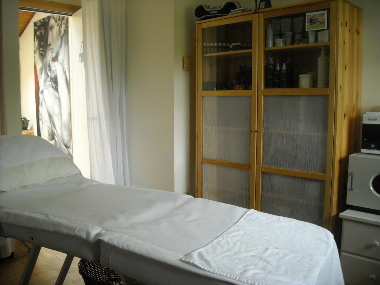 Spa treatment room 1